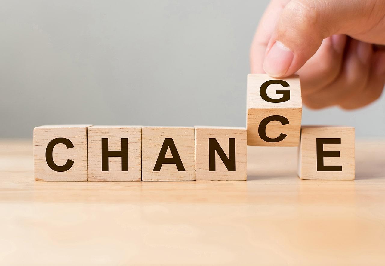 4 exercices pour se préparer au changement