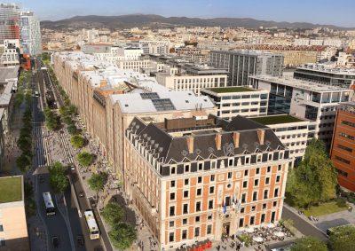 Marseille – Les Docks