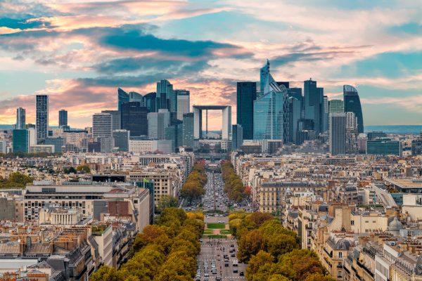 Paris – La défense