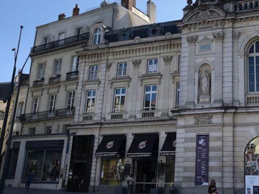 Angers – Ralliement