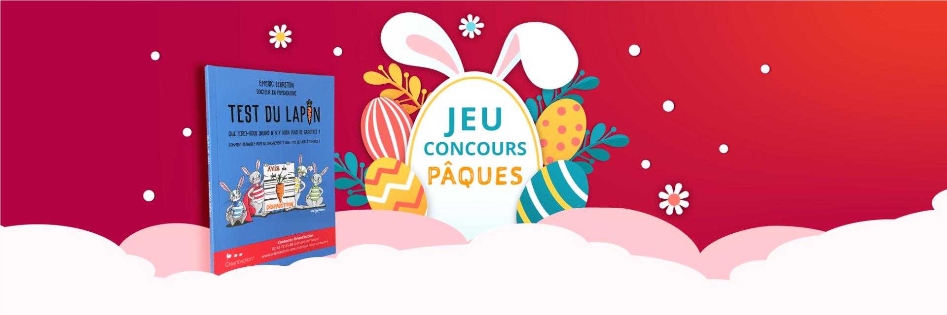 Jeu Concours De Paques 2020 3 Box Cadeaux A Gagner Orient Action