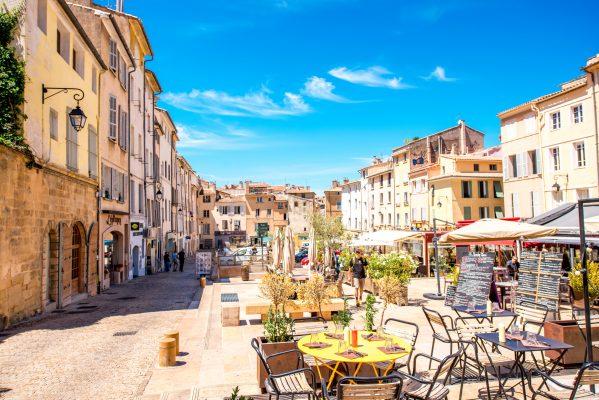 Aix-en-Provence – Ouest