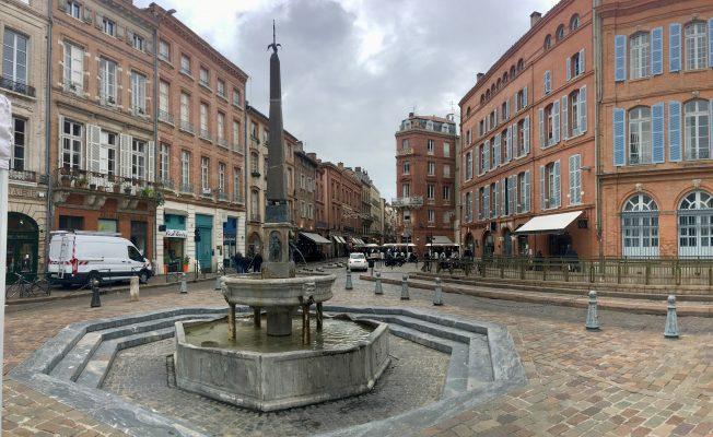 Toulouse-Quartier Saint Etienne