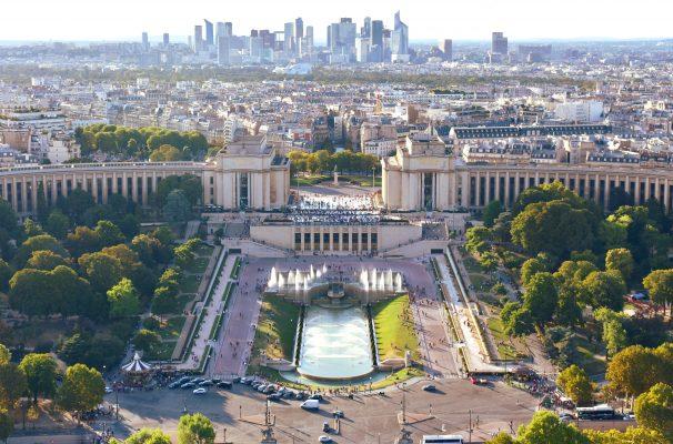 Paris Porte Dauphine (16e)