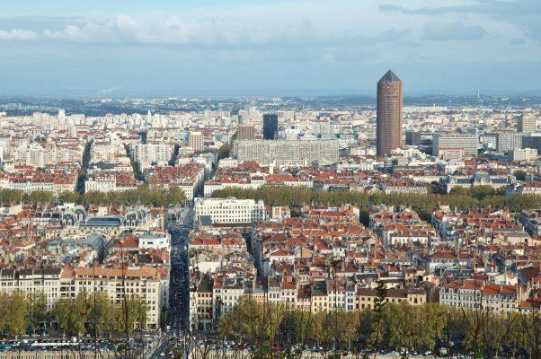 Lyon Part Dieu Villette
