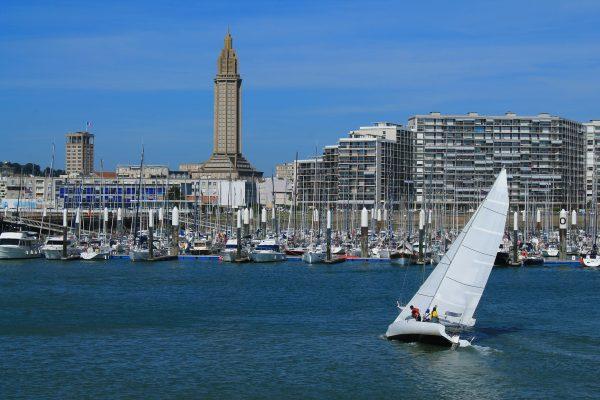 Le Havre quartier Sud