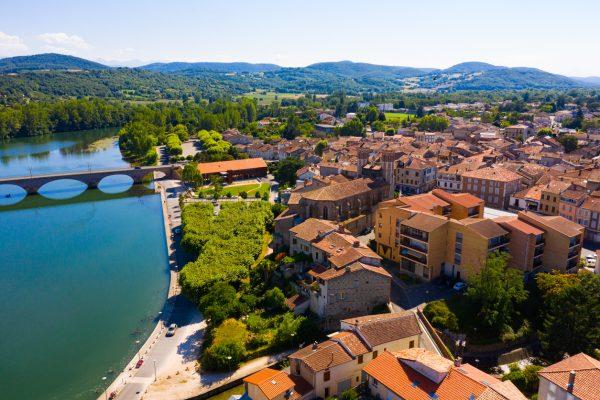 Cazères sur Garonne
