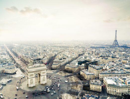 Paris 16 quartier de Chaillot