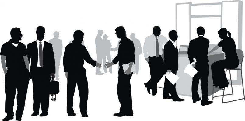 salon de l'emploi, salon professionnel, trouver un travail, métier, profil, prise d'informations, enquête métier, évoluer professionnellement grâce à Orient'Action