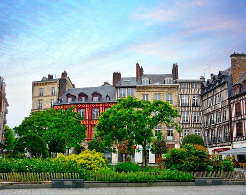 Rouen Beaux-Arts